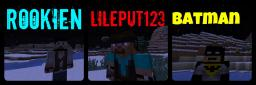 RP NPC Mod 3 New MOBS + Batman :) Minecraft Mod