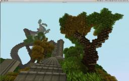 Erlangen Castle + Forest Minecraft Map & Project