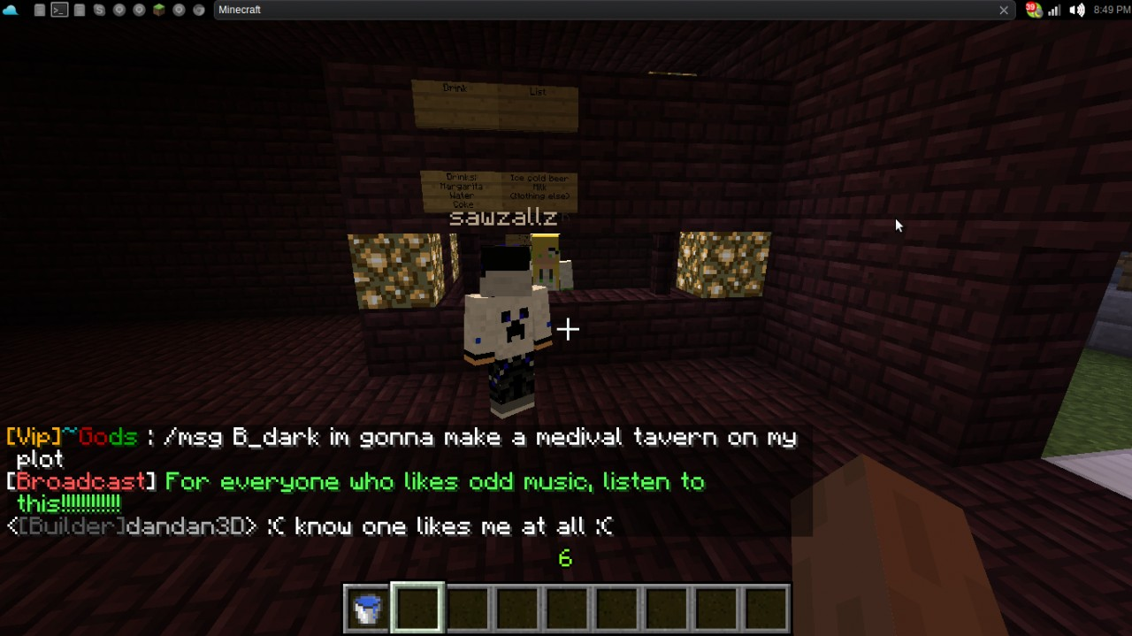 online dating minecraft servers
