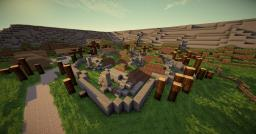 Runescape in Minecraft - The Barrows [Fully Playable] Minecraft Project