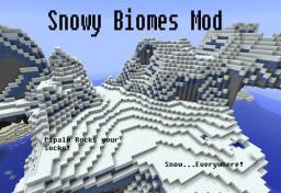 [1.2.5] Snowy Cliffs Mod Minecraft Mod