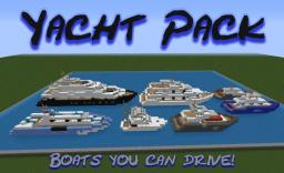 Yacht Pack [Zeppelin mod supported] Minecraft