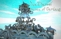 The Eternal Haven of Gardens Minecraft Map & Project