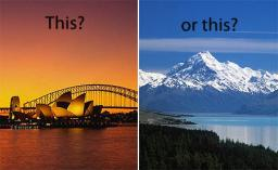 Australia Vs New Zealand! The Rivalry Between Us! Minecraft Blog