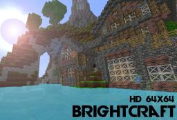 Brightcraft - HD Texturepack with relaxing colours Minecraft Texture Pack