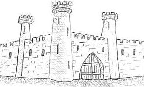 CTF Castle Minecraft Project