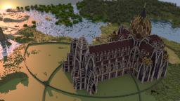 Lotus Cathedral Minecraft Project