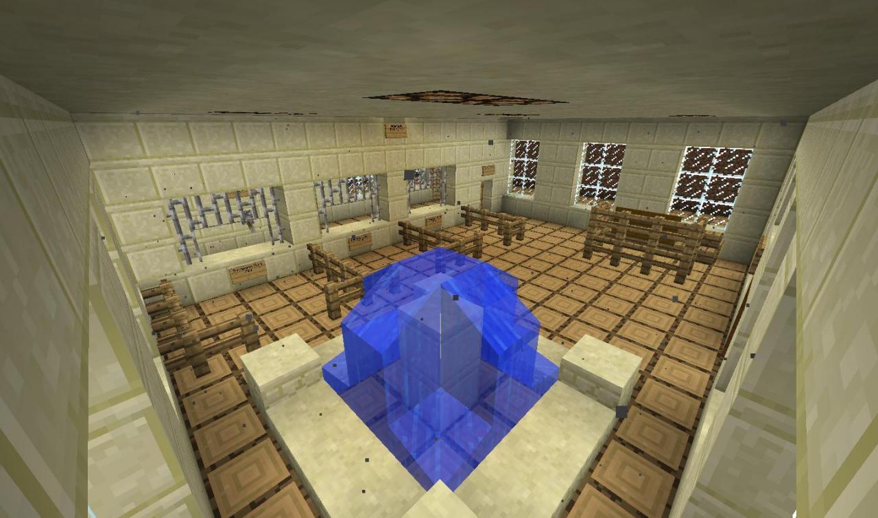 Minecrafts Tallest Hotel Minecraft Project