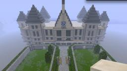 Malfoy Manor (Harry Potter) Minecraft Map & Project
