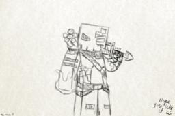 Top_Secret_Name the evil ghost robot of doom! Minecraft Blog