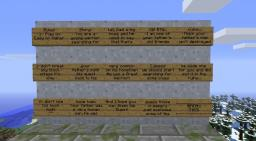 Quest Map Minecraft Map & Project