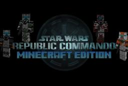 Star Wars Republic Commando Minecraft-Possible future project. Minecraft Map & Project