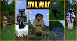 Star wars mod and map pack update #2 Minecraft