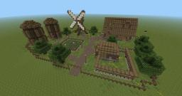 Farm-Pack Minecraft Map & Project