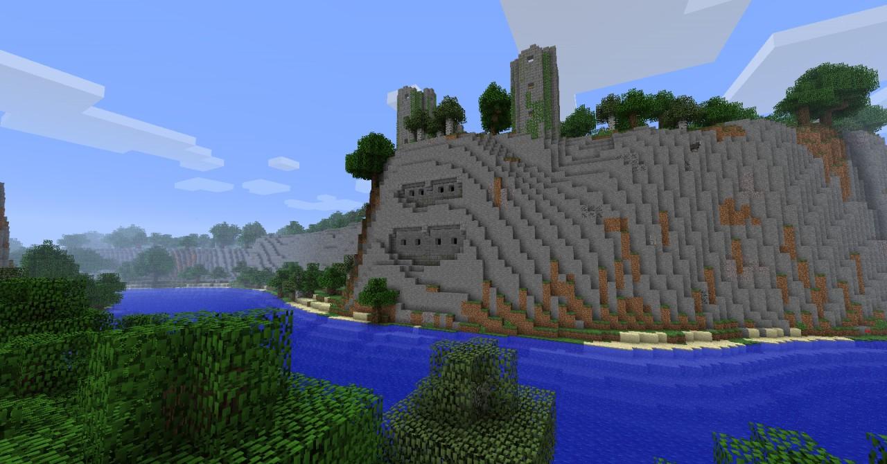 Скачать карты на выживание Minecraft бесплатно