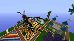 Honey Bee [Bee - Worker bee] Minecraft Map & Project