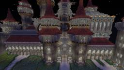 ImDeity Palace Minecraft Map & Project