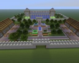 Land Castle Minecraft
