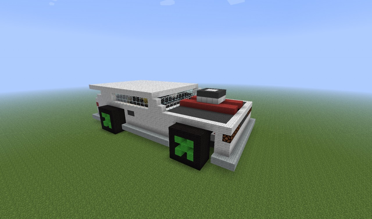 Car Project Minecraft Project