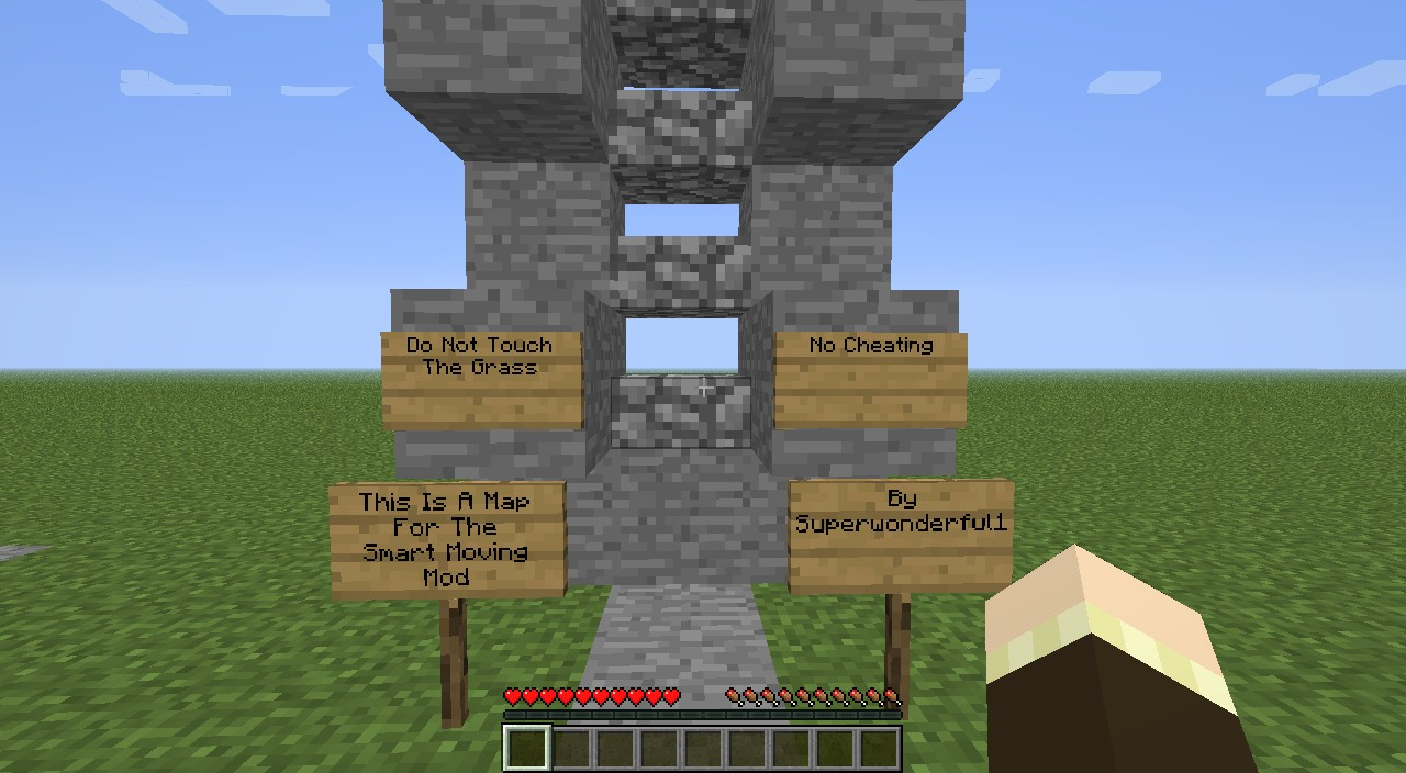 Minecraft 1 2 5 Smart Moving Map [Updated!] Minecraft Project