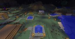 Artificial NPC Village Minecraft Map & Project