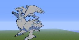 Reshiram Minecraft Map & Project