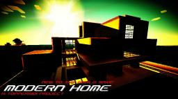MODERN HOME A TOPPERS101 PROJECT Minecraft Map & Project