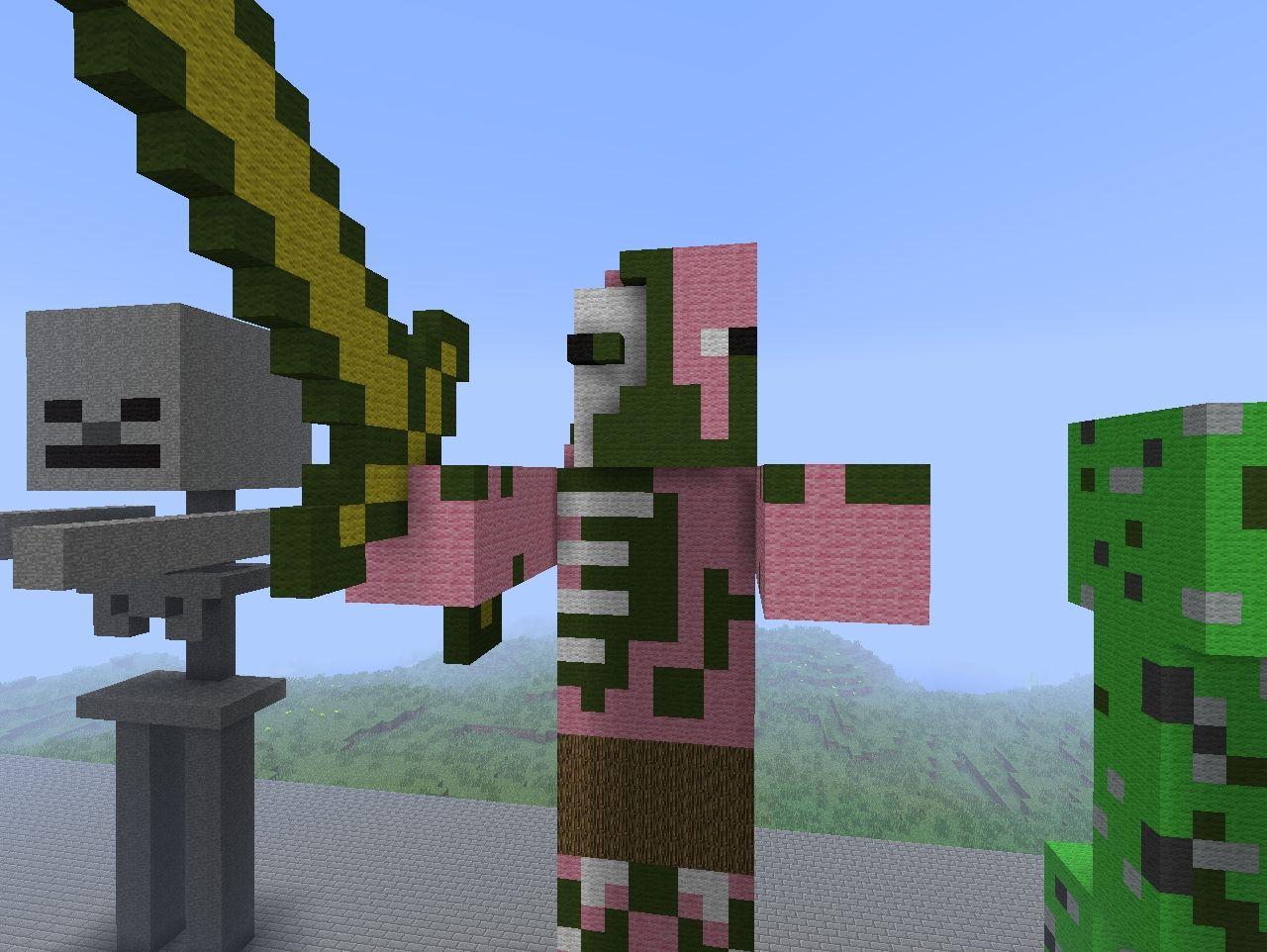 Pixel Art Zombie images
