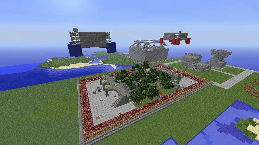 Simple pvp arena schematic awesome and ready for server use simple pvp arena schematic awesome and ready for server use sciox Images