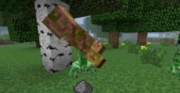 Easy to kill creepers Minecraft Mod