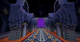 Huge Nether Portal! Minecraft Map & Project