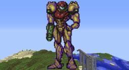 Samus (no mods) Minecraft Map & Project