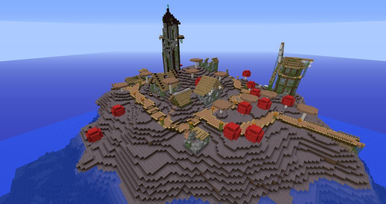 Cool Builds Minecraft Pe