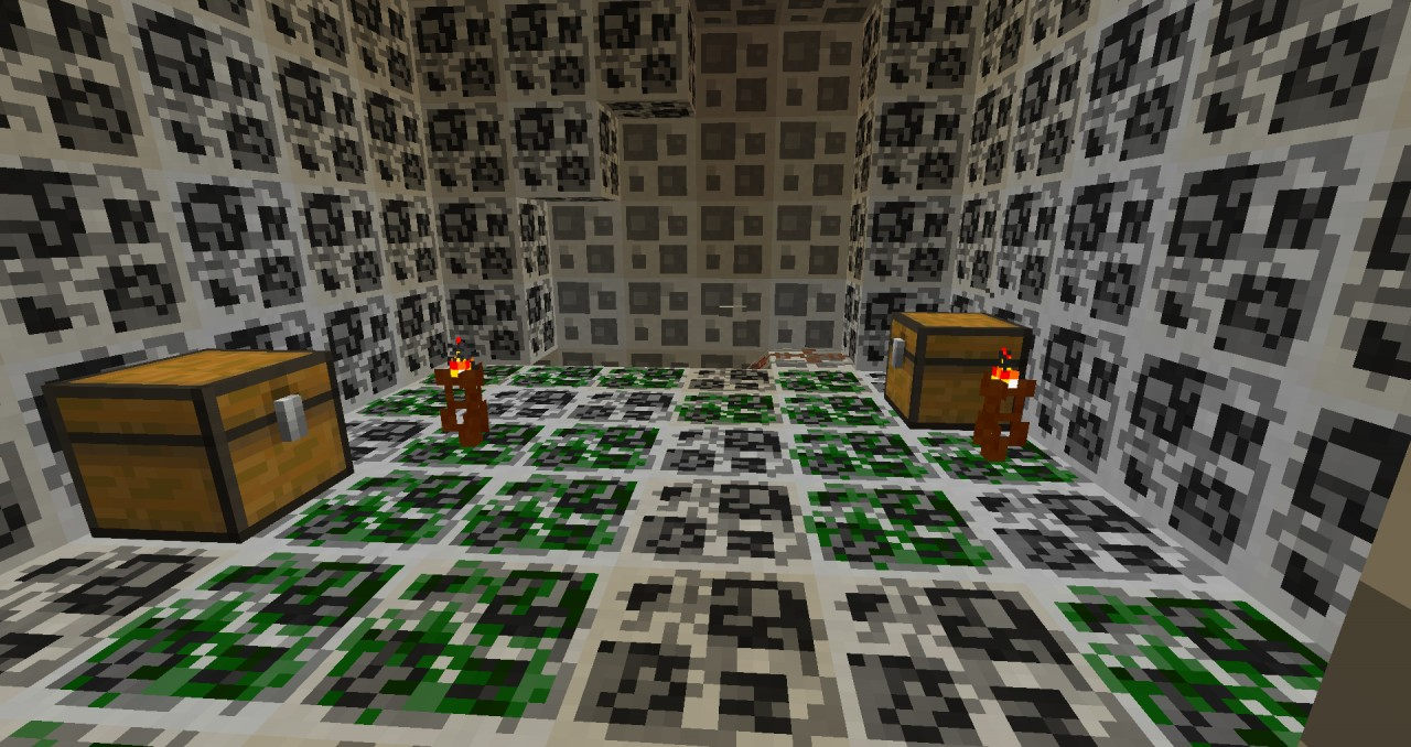 Bubbles And Blossoms Minecraft