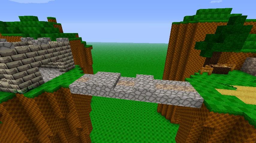 paper mario minecraft project