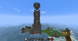 Island stronghold Minecraft Map & Project