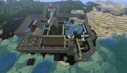 The Land Of Perenor (Old Version Minecraft Map & Project