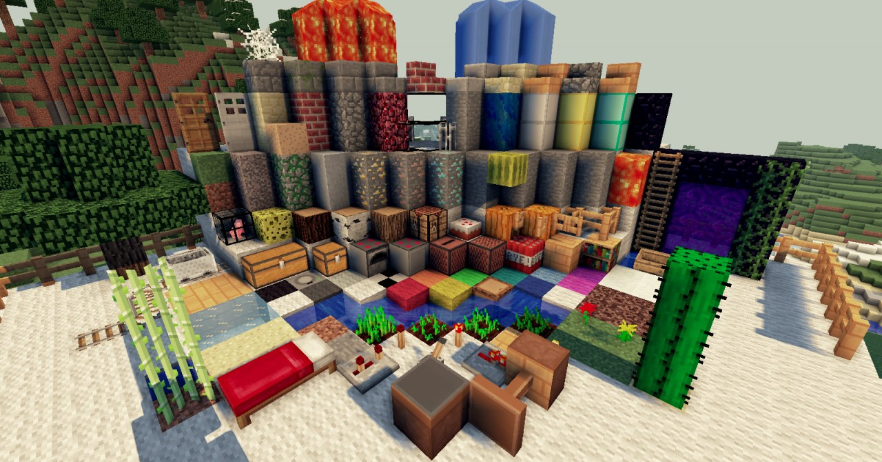 Modern Furniture Minecraft havoccraft's modern furniture minecraft texture pack