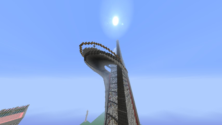 Stark Tower Unfurnished And Other Stuff  Little Things Minecraft Project