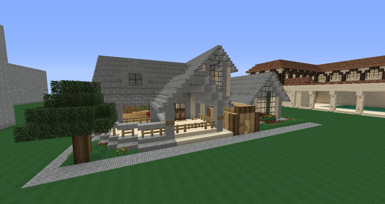 Very nice minecraft homes minecraft project for Really nice mansions