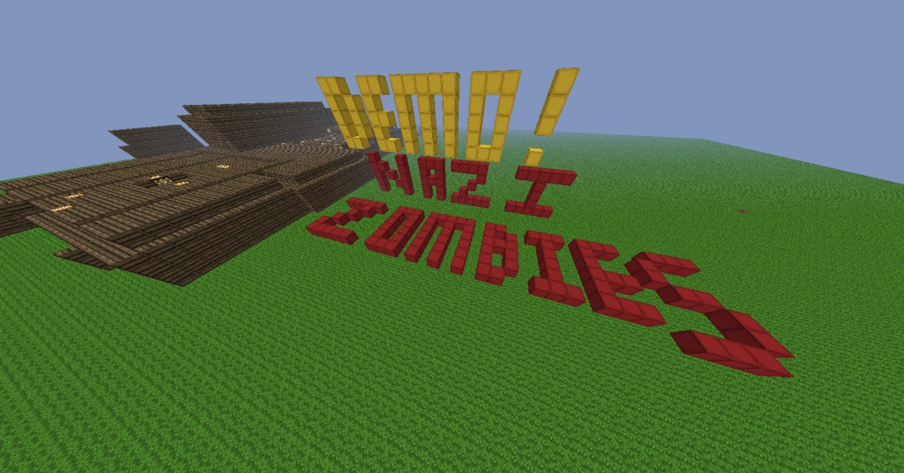 Nazi Zombies map (demo) Minecraft Project