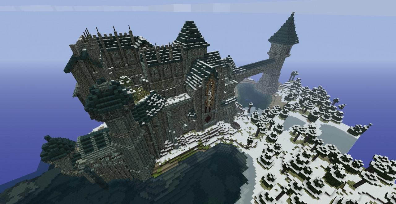 Castle Fairfax Minecraft Project