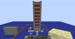 My Compression Cannon Minecraft Map & Project