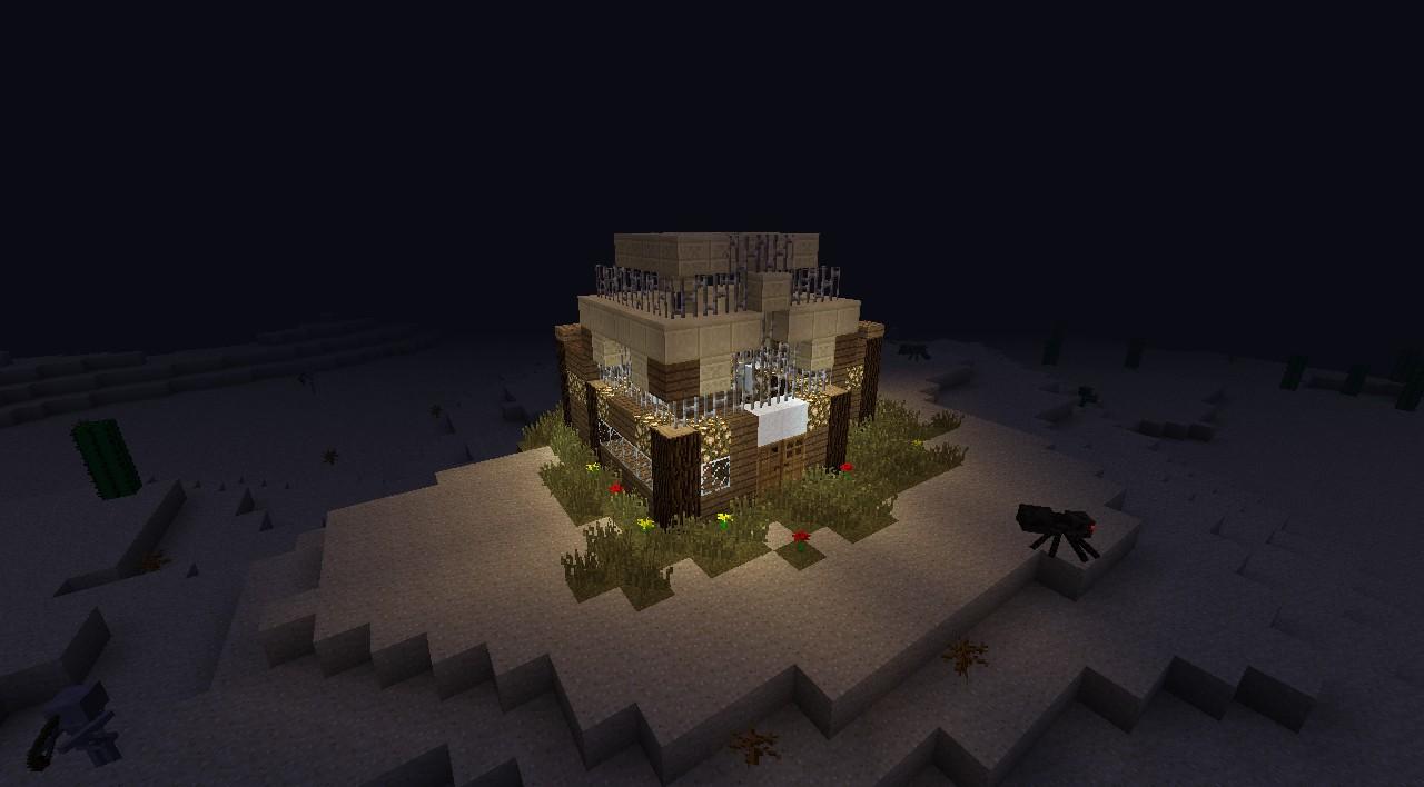 The Whole Build Thus Far