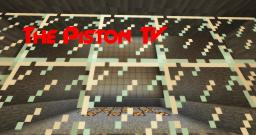 Redstone TV + Many functions Minecraft Map & Project