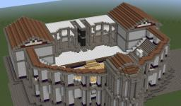Roman Theater Minecraft Map & Project
