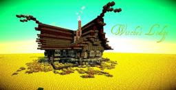 Witche's Lodge Minecraft Map & Project