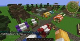 Coustom village flatlands on erver Minecraft Map & Project