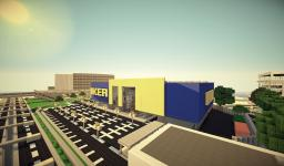 IKEA Furniture Store Minecraft