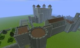 Tower of London 1450 AD Minecraft Map & Project